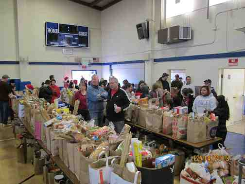 Food Toy Drive 2014
